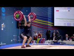 Clean and jerk 122